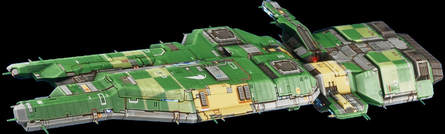 Manaan Ship