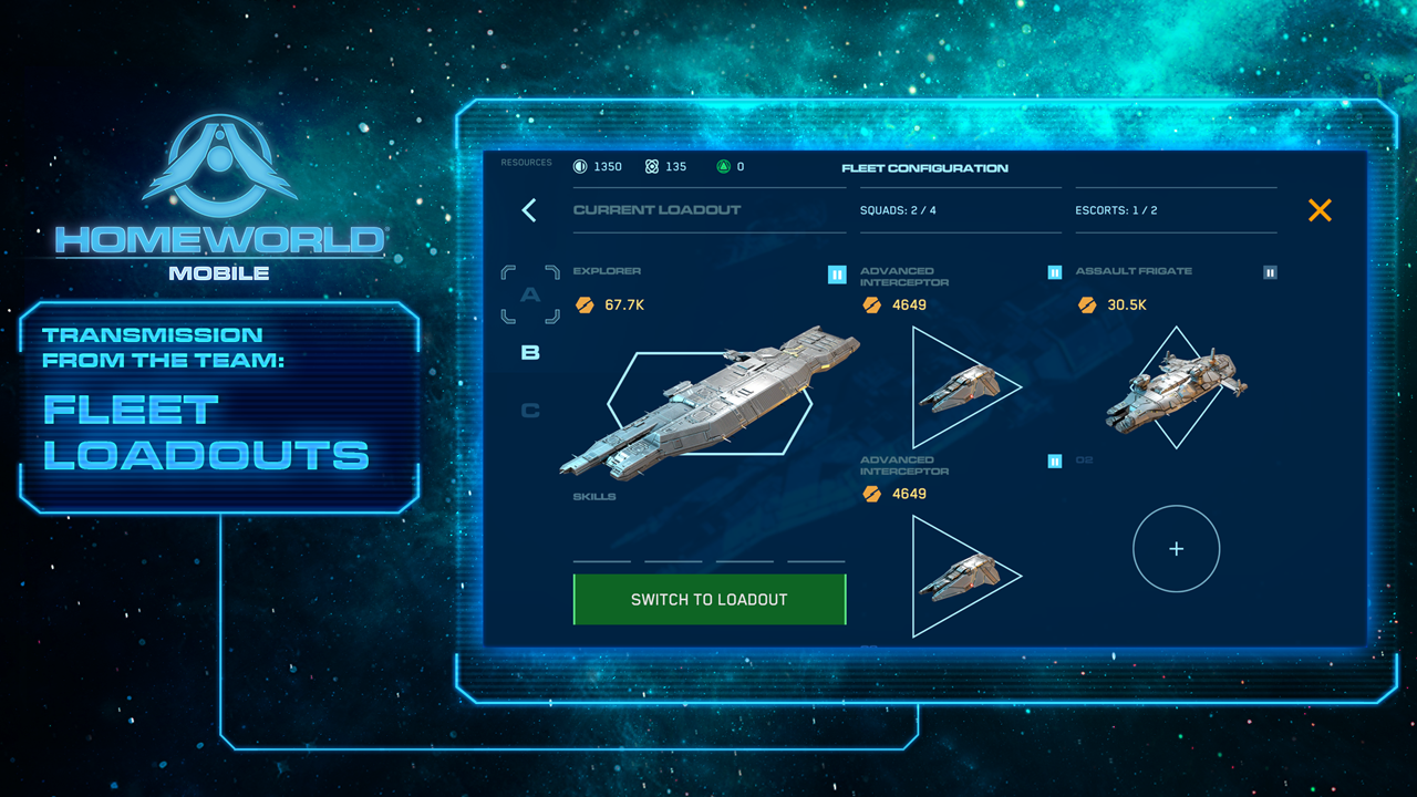 Timo Explains The New Fleet Loadouts Feature